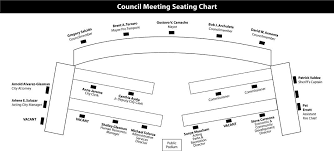 statement regarding decorum at city council meetings Pico Cable at Pico 928 91 Wiring Diagram