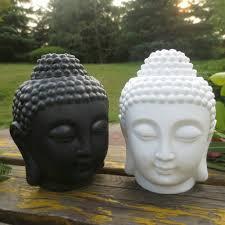 Buddha Head Decor Aliexpresscom Buy Home Decoration Aroma Oil Burner Ceramic
