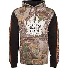 Camo Leafs Hoodie ca Clothing Pullover Fleece Maple amp; Xx-large Realtree Toronto Amazon - Accessories Decoy Size