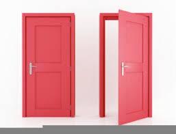 doors clipart. Modren Clipart Open Doors Clipart Image Intended A
