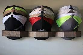 diy hat storage diy hat rack