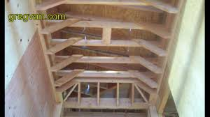 Coffered Ceiling Framing Tips - Home Building and Carpentry Advice - YouTube