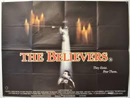 THE BELIEVERS Cinema Quad Movie Poster | Horror movie posters, Movie  posters, Original movie posters