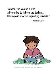 Quotes From Children's Books Gorgeous Madeleine L'Engle Quote About Children's Books And A Free Print