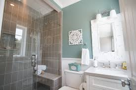 behr bathroom paintStudio Bathroom Reveal with In The Moment from BEHR  Hello