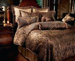 brown and gold bedding medium pixels large luxury bedding set decoration with gold