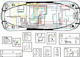 volkswagen beetle wiring diagram images karmann ghia wiring 1958 vw type 2 wiring diagram image amp engine