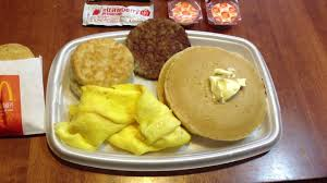 mcdonald s deluxe breakfast. Plain Breakfast For Mcdonald S Deluxe Breakfast D