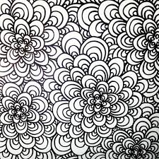 Zentangle Pattern Ideas Magnificent Zentangles Drawing At GetDrawings Free For Personal Use