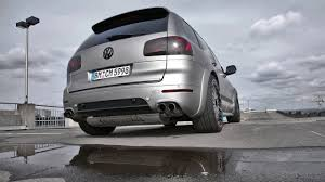 2010 Volkswagen Touareg W12 Sport Edition by CoverEFX - YouTube
