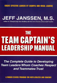 janssen sports leadership center distinguishing between vocal leader and leader by example helped make more sense of being a leader to me i think all the concepts have been extremely