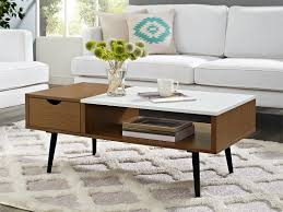 Hairpin leg nesting coffee table set. Coffee Tables Walker Edison