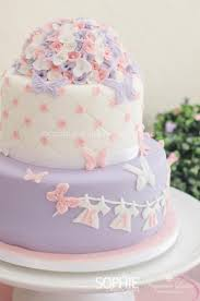 Butterfly Themed Baby Shower The Cake Baby Showerschristening