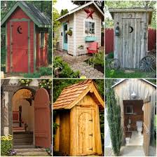 Outhouse Plans And Ideas For The Homestead