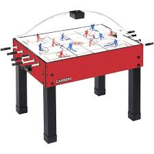 super stick hockey red company knock board large knock hockey