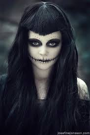 image result for simple day of the dead makeup makeup witch witch makeup