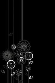 Dark black wallpaper, Cartoon wallpaper hd