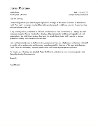 Example Of Simple Cover Letters Simple Application Cover Letter Sample To Design Resume