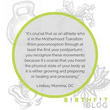 pregnancy and postpartum in the gym