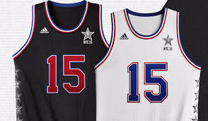 Star Jerseys Jerseys All Nba Nba Nba All Star The Temperature Was Barely Above Freezing