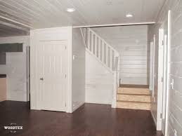 Key Factors To Consider When Debating Tongue  Groove Vs - Finish basement walls without drywall