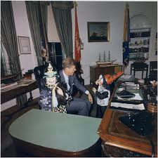 jfk in oval office. Beautiful Jfk Halloween Visitors To The Oval Office Caroline Kennedy President  John F Inside Jfk In Office U