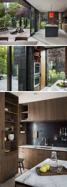 modern house furniture. the interior of this seattle house opens up to a small courtyard modern furniture s