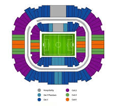 St Petersburg Stadium Seating Chart Gazprom Arena Guide Seating Plan Tickets Hotels And Much More