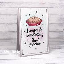 Tarjetas Para Dar Gracias Sketch 88 Latina Crafter