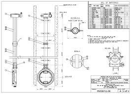 metro valve actuation as built drawings croton 312 osg