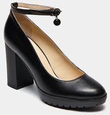 <b>Туфли</b> женские <b>DORIS</b> (цвет черный, натуральная кожа ...