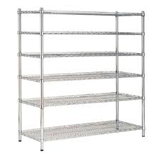 wire unit steel racks shelves home storage utility heavy black garage shelving units shelf freestanding plans cabinet cabinets plastic