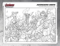Disegni Da Colorare Degli Avengersgruppo Blogmammait