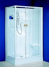 Interesting Shower Cubicles Self Contained Leak Free Cubicle Alibaba Intended Concept Ideas