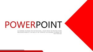 Red Ppt Red Dynamic Powerpoint Template_best Powerpoint Templates