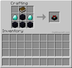 how to make a table in minecraft. Interesting Minecraft Crafting Recipe For Enchantment Table Intended How To Make A Table In Minecraft R