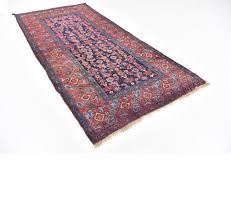 4 3 x 9 zanjan persian runner rug