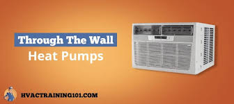 through the wall heat pump