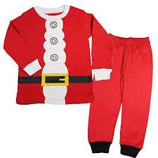 Amazon.com: Toddler Kid Boys Girls Christmas pajama T shirt+long ...