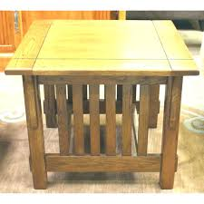 mission style end tables craftsman coffee table and cool home design exte