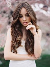 tousled waves romantic feminine effortless this hairstyle
