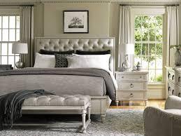Distressed Bedroom Furniture Sets Oyster Bay 4 Piece Sag Harbor Tufted Upholstered Bedroom Set In