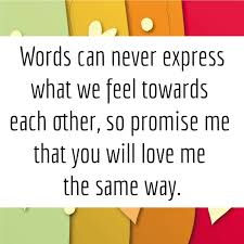 Quotes To Express Love