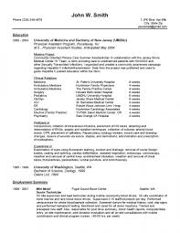 Physician Assistant Resume Sample Medical For Cover Letters 23 Free