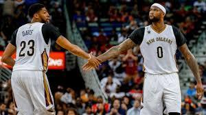 New Orleans Pelicans Depth Chart Davis Pelicans A Finals Team If Cousins Healthy Sports