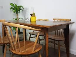 Cumbrae Range Dining Table By Neil Morris For Morris Of Glasgow - Dining room furniture glasgow