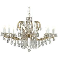 austrian crystal chandelier maria vintage crystal chandelier circa for vintage austrian crystal chandelier