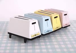 Retro Toasters 60s Toaster Large Printable Diy Retro Wedding Gift 2099 by xevi.us