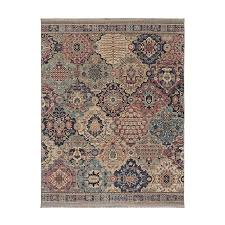 mohawk home steeplegate indoor oriental area rug common 8 x 10 actual