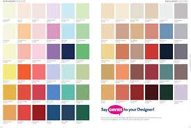 Color Chart Davies Paint Color Brochure Bedowntowndaytona Com
